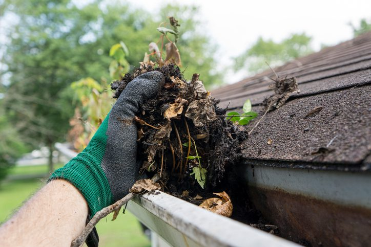 Prevent Home Insurance Claims – Clean the Gutters!